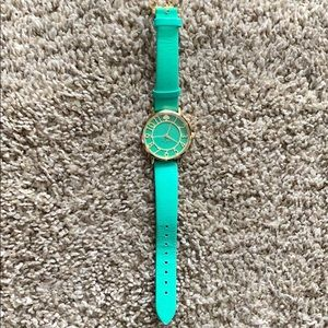 Live colorfully Kate Spade watch